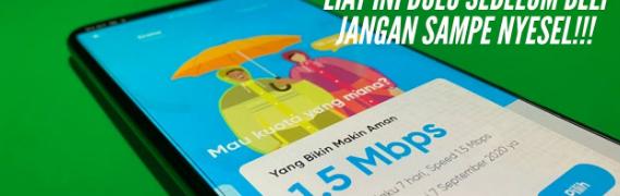 Chattingan Sepuasnya dengan Fitur Build Your Own Plan (BYOP) Paket 1Mbps